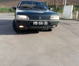 VENDO PEUGEOT 405 SR GPL