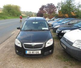 SKODA ROOMSTER STYLE 1.4 85HP FOR SALE IN WEXFORD FOR €2,500 ON DONEDEAL
