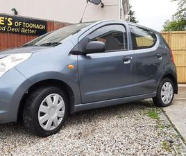 SUZUKI ALTO. 1.0 PETROL FOR SALE IN CLARE FOR €3,250 ON DONEDEAL