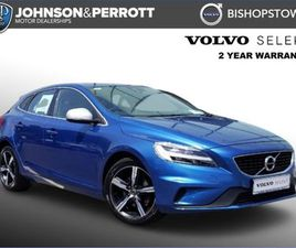 VOLVO V40 T3 152 BHP R-DESIGN NAV PLUS (CRUISE CO FOR SALE IN CORK FOR €23,900 ON DONEDEAL