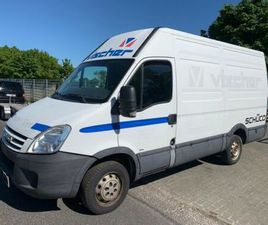 IVECO DAILY 2.3 DIESEL 1 HAND