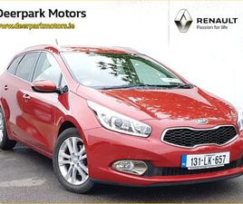 KIA CEED SW 1.6 EX 5DR FOR SALE IN CORK FOR €7,950 ON DONEDEAL