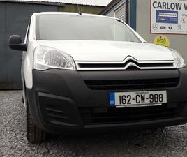 CITROEN BERLINGO ENTERPRISE 1.6HDI, 2016 FOR SALE IN CARLOW FOR €8,090 ON DONEDEAL