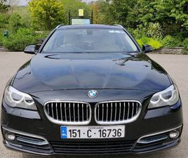 2015 BMW F11 TOURING LUXURY FOR SALE IN CORK FOR €19,000 ON DONEDEAL