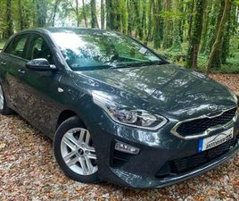KIA CEED 1.0P HIGH SPEC 6 YEARS WARRANTY ONLY 190 FOR SALE IN CORK FOR €21,900 ON DONEDEAL