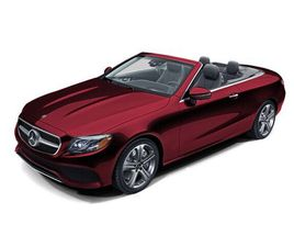 RED COLOR 2018 MERCEDES-BENZ E-CLASS E 400 4MATIC FOR SALE IN SILVER SPRING, MD 20904. VIN
