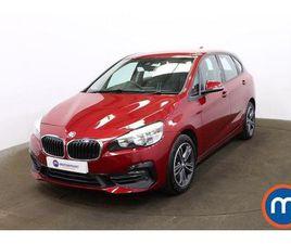 2018 BMW 2 SERIES 2.0 220I SPORT (189BHP) ACTIVE TOURER 5D DCT - £14,599