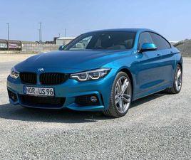 BMW BMW 435D GRAN COUPÉ M-PAKET HERSTELLERGARA...
