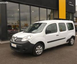 RENAULT KANGOO EXPRESS MAXI 1.5 DCI 90CH ENERGY CABINE APPROFONDIE GRAND CONFORT EURO6