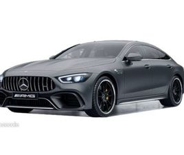 MERCEDES AMG GT 4 PORTES 63 AMG S 639CH EDITION 1 4MATIC+ SPEEDSHIFT MCT AMG
