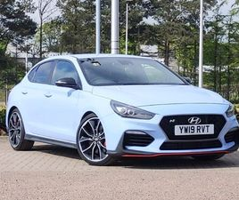 USED 2019 (19) HYUNDAI I30 2.0T GDI N PERFORMANCE 5DR IN DUNDEE