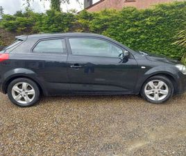 KIA PRO CEE'D FOR SALE IN KILDARE FOR €5,500 ON DONEDEAL