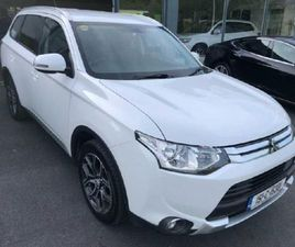 MITSUBISHI OUTLANDER 2.2 DI-D 150PS 6MT 4WD 7-SEA FOR SALE IN WICKLOW FOR €18,950 ON DONED