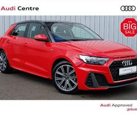 AUDI A1 THE BIG SALE SPORTBACK 30 TFSI 110HP S- FOR SALE IN DUBLIN FOR €29,200 ON DONEDEAL