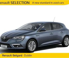 RENAULT MEGANE PLAY FOR SALE IN DUBLIN FOR €21,900 ON DONEDEAL