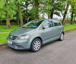 2007 VW GOLF PLUS 1.4 PETROL. FOR SALE IN KERRY FOR €1,550 ON DONEDEAL