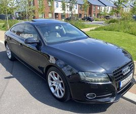 11 AUDI A5 SPORT AUTO FOR SALE IN DUBLIN FOR €10,950 ON DONEDEAL