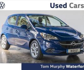 OPEL CORSA SC 1.4I 75PS 5DR FOR SALE IN WATERFORD FOR €13,450 ON DONEDEAL
