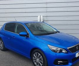 PEUGEOT 308 ALLURE 1.5 HDI 130 6.3 4DR FOR SALE IN KILKENNY FOR €25,950 ON DONEDEAL