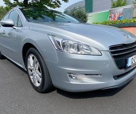 PEUGEOT 508 SW NCT 01/22 FOR SALE IN DUBLIN FOR €5,950 ON DONEDEAL