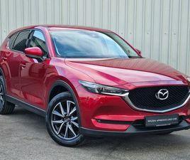 2018 MAZDA CX-5 2.2TD SPORT (NAV) (150PS) (2WD)(S/S) AUTO - £17,995