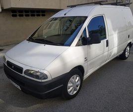 FIAT - SCUDO EXTRALARGA,95CV