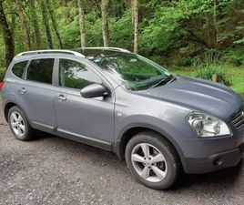 2010 NISSAN QASHQAI +2 FOR SALE IN SLIGO FOR €4,400 ON DONEDEAL