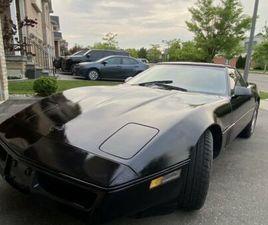 1984 C4 CORVETTE | CLASSIC CARS | OAKVILLE / HALTON REGION | KIJIJI
