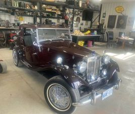 1952 MGTD REPLICA | CLASSIC CARS | KAWARTHA LAKES | KIJIJI