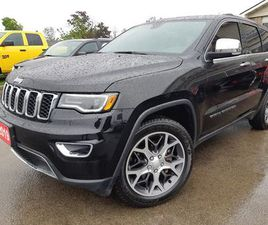2019 JEEP GRAND CHEROKEE 3.60 LIMITED 4WD