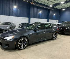 2016 BMW M6 GRAN COUPE , ACCIDENT FREE , RED INTERIOR , BANG & | CARS & TRUCKS | OAKVILLE