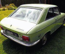 PEUGEOT 304 S COUPÉ - 1974