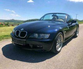 BMW BMW Z3 1.8 INDIVIDUAL TÜV NEU KLIMAANLAGE ...