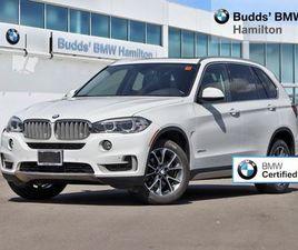 2018 BMW X5 XDRIVE35D - CERTIFIED - $325 B/W