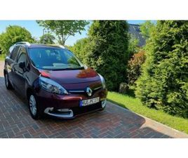 RENAULT GRAND SCENIC DCI 110 EDC LIMITED