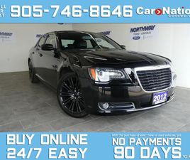 USED 2012 CHRYSLER 300 S   LEATHER  ROOF NAV  BEATS AUDIO BRAND NEW TIRES