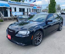 USED 2015 CHRYSLER 300 300S-NAVI-LEATHER-REAR VIEW CAMERA
