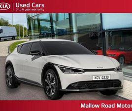2021 KIA EV6 L ELECTRIC FROM MALLOW ROAD MOTORS - CARSIRELAND.IE