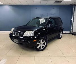 USED 2006 NISSAN X-TRAIL LE NO ACCIDENT AWD LEATHER HEATED SEAT SUNROOF 