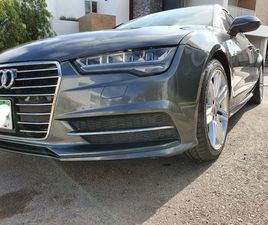 AUDI A7 2.0 T S LINE 252HP AT