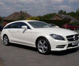 USED 2013 MERCEDES-BENZ CLS 3.0 CLS350 CDI BLUEEFFICIENCY AMG SPORT SHOOTING BRAKE 7G-TRON
