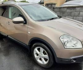 NISSIAN QASHQAI +2 FOR SALE IN CLARE FOR €4,750 ON DONEDEAL