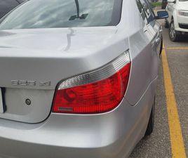 2007BMW 525XI ALL 4 DRIVE   CARS & TRUCKS   KITCHENER / WATERLOO   KIJIJI