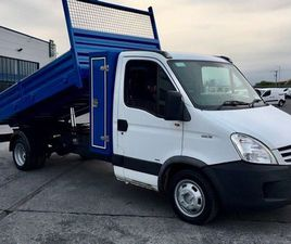 IVECO DAILY TIPPER FOR SALE IN GALWAY FOR €0 ON DONEDEAL