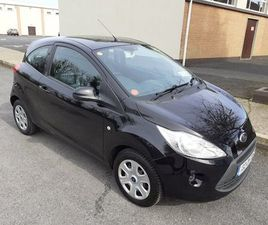 FORD KA 1.2 EDGE FOR SALE IN LIMERICK FOR €4,600 ON DONEDEAL