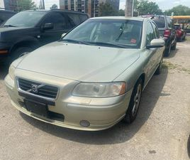 USED 2007 VOLVO S60 AS-IS