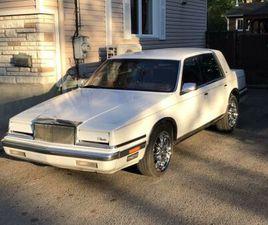 NEW YORKER LANDAU 1989 | CARS & TRUCKS | LAVAL / NORTH SHORE | KIJIJI