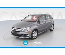 GRAY COLOR 2016 MERCEDES-BENZ B-CLASS ELECTRIC DRIVE FOR SALE IN ROCHESTER, NY 14604. VIN