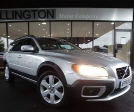VOLVO XC70 2.4 D5 SE SPORT GEARTRONIC AWD 5DR