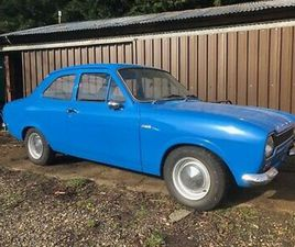 FORD ESCORT MK1 REQUIRED MEXICO RS REP?? ANYTHING CONSIDERED INSTANT BANK TRANS